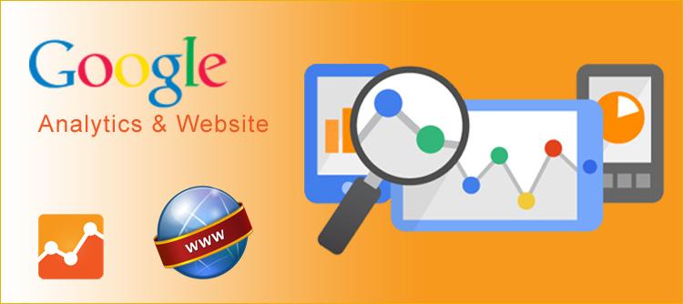रिश्ते-बीच-google-एनालिटिक्स और वेबसाइट