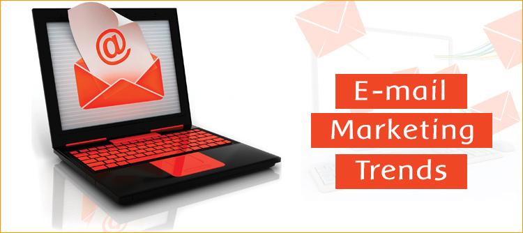 خمسة البريد الإلكتروني والتسويق والاتجاهات بين أن كل الأعمال، ينبغي-المعرفة حول