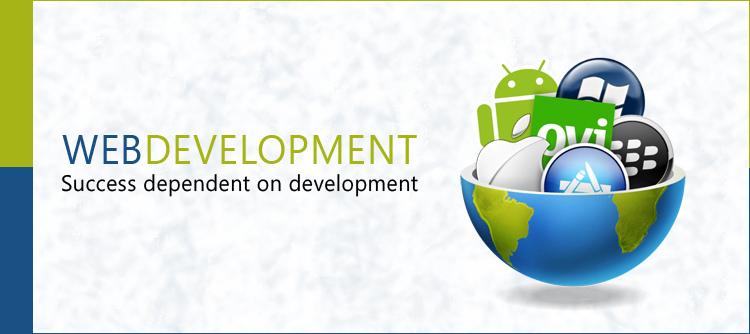 सफलता पर निर्भर-ऑन-वेबसाइट विकास