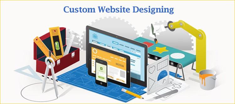 अनुकूलित-वेबसाइट डिजाइन-ओवर-टेम्पलेट वेब डिजाइन