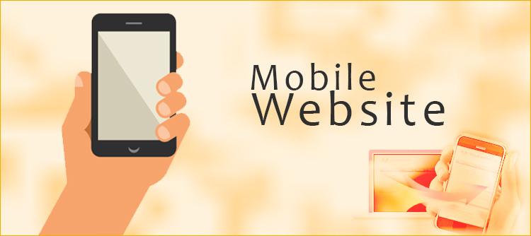 तथ्यों के लिए मोबाइल-वेबसाइट विकास