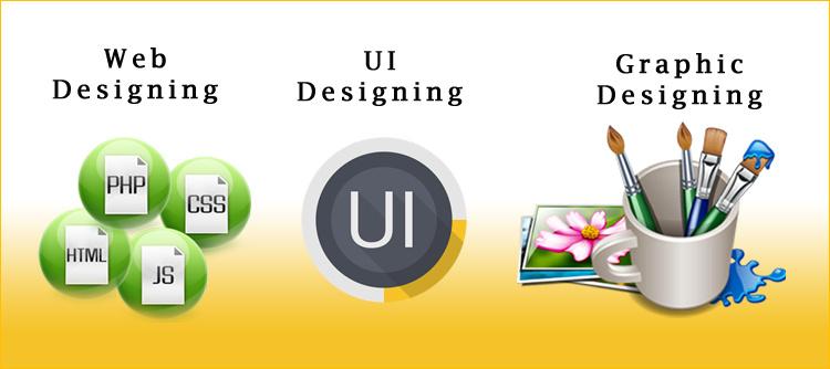خدمات حاصل کرنے کے لئے ویب ڈیزائنر۔ UI-Designer- گرافک ڈیزائنر