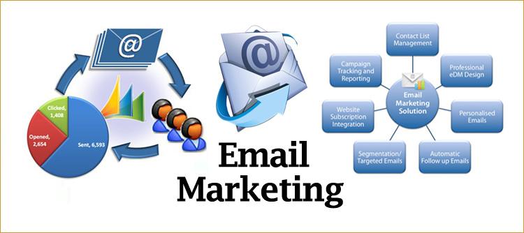 البريد الإلكتروني والتسويق وشركة في وجورجاون