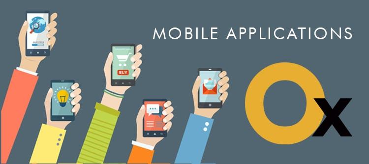最新の5モバイルアプリケーション
