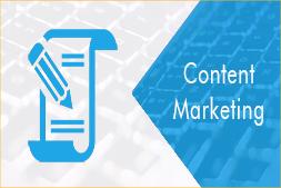 ウェブ上のコンテンツマーケティングのヘルプ