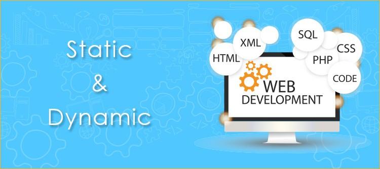 静的Webサイト開発と動的Webサイト開発の違い