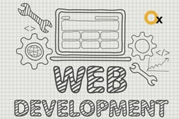 専門的なウェブ開発サービス