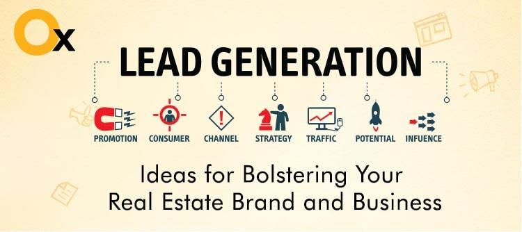 不動産ビジネスのための潜在顧客のアイデア