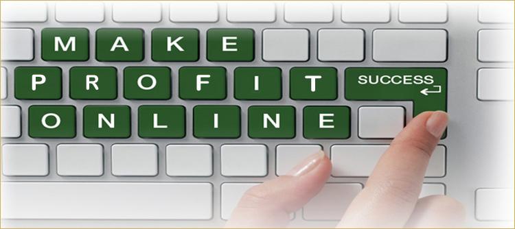 مستحضرات عبر الإنترنت الأعمال ربحية