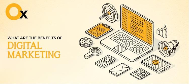 डिजिटल-मार्केटिंग के लाभ