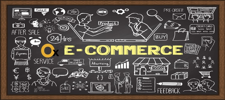 eコマース、ウェブデザイン、企業、年々上昇