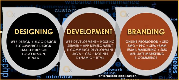 بہترین ویب سائٹ ڈیزائننگ کمپنی کو منتخب کرنے کے لئے نکات