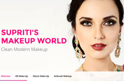 名人化妆艺术家supriti-batra