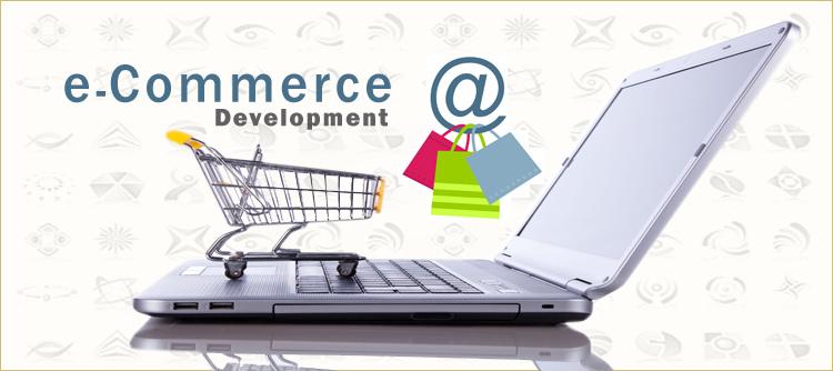 التجارة الإلكترونية والتنمية وشركة في وجورجاون