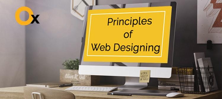 مبادئ من على شبكة الانترنت على تصميم