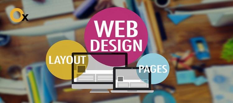 تخصيص التخطيط باستخدام واجهة الويب