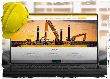 Industries / construction / website-design-company
