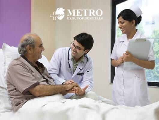مستشفيات المترو
